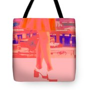 Chicago Vintage Chic Tote Bag