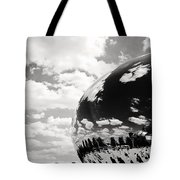 Chicago's Cloud Gate Tote Bag