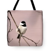 Chick In Pink Tote Bag