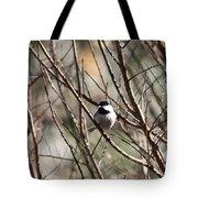 Chickadee Sunshine Tote Bag
