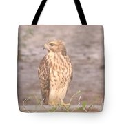 Chicken Hawk 2 Tote Bag