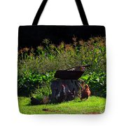 Chickens Of The Corn Tote Bag