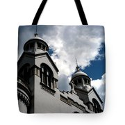 Chiesa Valdese Tote Bag