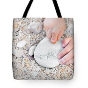 Child Drawing Tote Bag