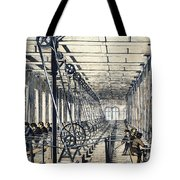 Child Labor, 1845 Tote Bag