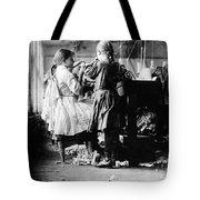 Child Labor Tote Bag