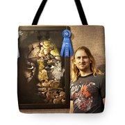 Child Of The Forest - 1st Place. Tote Bag