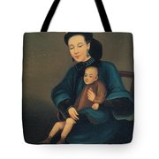 Child With Gangrene Tote Bag