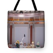Children On Stage Tote Bag