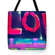 Children's Love Tote Bag