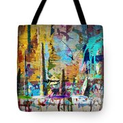Child's Painting Easel Tote Bag