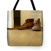 Child's Shoes By Open Door. Tote Bag