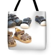 Childs Shoes Tote Bag