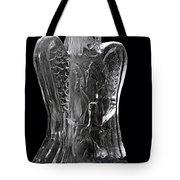 Chillin Angel Tote Bag