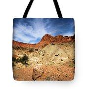 Chimney Rock Tote Bag
