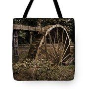 China Clay Waterwheel Tote Bag