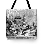 China: Imperial Palace Tote Bag