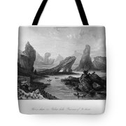 China: Wuyi Shan, 1843 Tote Bag