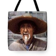 Chinaman Tote Bag