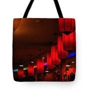 Chinatown - Colorful Shopping Mall Tote Bag