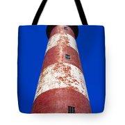 Chincoteague Lighthouse Tote Bag