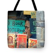 Chinese Bookstore Tote Bag