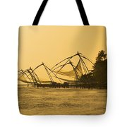 Chinese Fishing Nets Tote Bag
