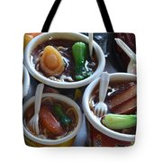 Chinese Food Miniatures 1 Tote Bag