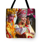 Chinese New Year Nyc 4708 Tote Bag