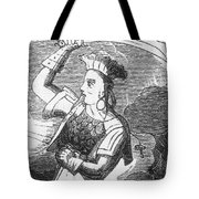 Ching Shih, Cantonese Pirate Tote Bag by Photo Researchers
