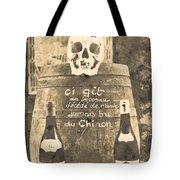 Chinon Wine  Tote Bag