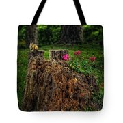 Chip Monk The Chipmunk Tote Bag