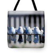 Chirp Chirp Chirp Tote Bag