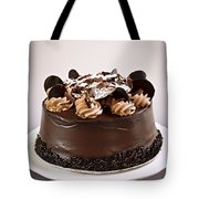 Chocolate Cake Tote Bag