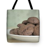 Chocolate Cookies Tote Bag