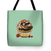 Chocolate Glaze Tote Bag