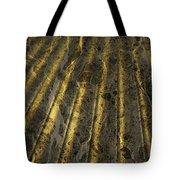 Chocolate Steel Tote Bag