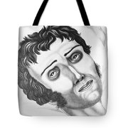 Cholera Victim, 1831 Tote Bag