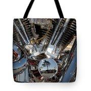 Chopper Detail - 108 Tote Bag