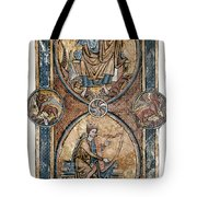 Christ And David Tote Bag
