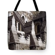 Christ Church Cathedral, Dublin City Tote Bag