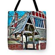 Christ Church Of St Michaels Tote Bag