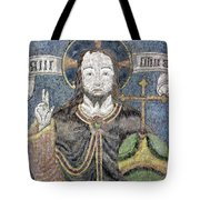 Christ In Majesty Tote Bag