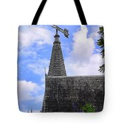 Christian Church Tote Bag