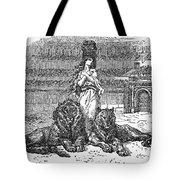 Christian Martyr Tote Bag