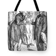 Christian Sch�nbein Tote Bag