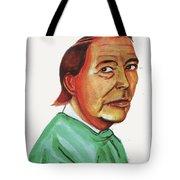 Christiann Barnard Tote Bag