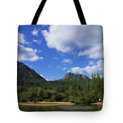 Christina Lake - North End Of The Lake Tote Bag