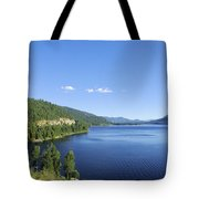 Christina Lake Tote Bag