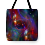Christmas Abstract 112711 Tote Bag